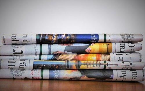Reclame maken in dagbladen