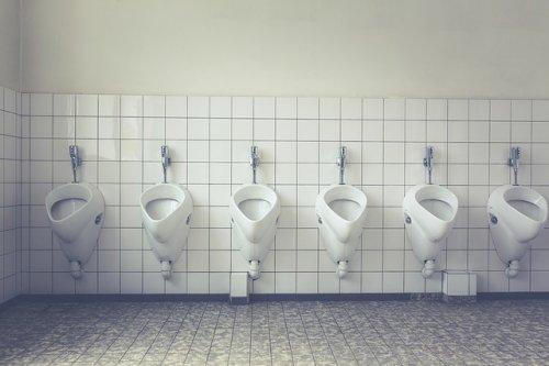Ook hier kunt u reclame maken: toiletreclame