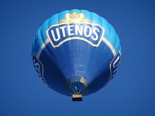 Luchtballonnen - oubollig of opvallend?